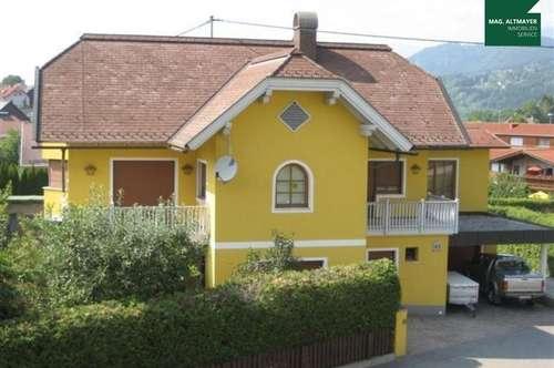 Exklusives Ein- Zweifamilienhaus im unteren Drautal