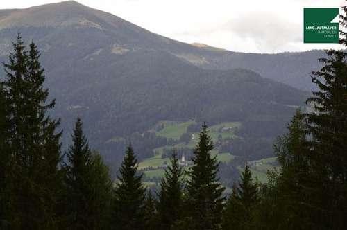 Baugrund mit Naturreserve am Verditz