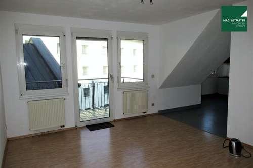Schöne 3-Zimmer-Mietwohnung mit Balkon direkt bei den City-Arkaden