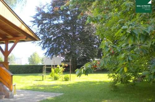 Voll möblierte Gartenwohnung mit Terrasse