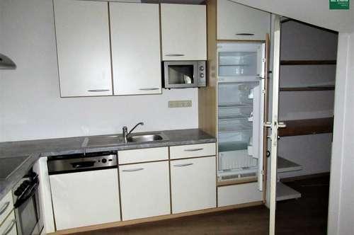 Große 2-Zimmer-Wohnung mit Loft-Charakter