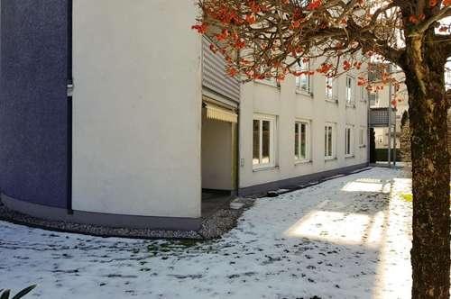 Loggiawohnung in Alt - Maxglan - Ruhelage - Gartenblick