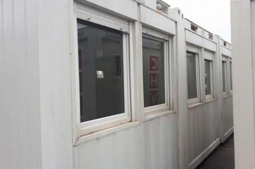 Container BÜRO mit Lagermöglichkeit