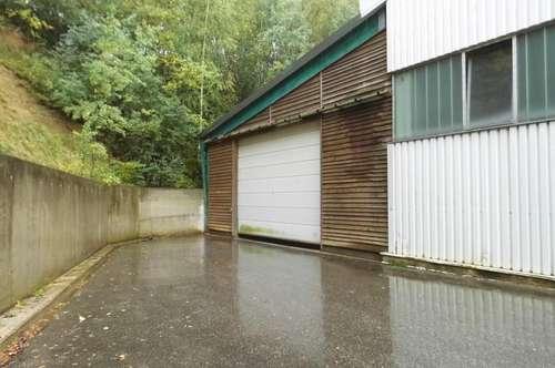 Anbauhalle Nähe Oberwart zu vermieten