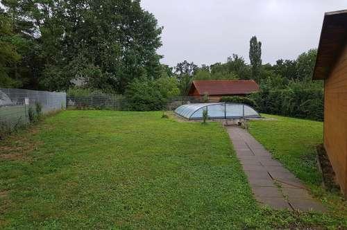 Haus mit Pool und Whirlpool