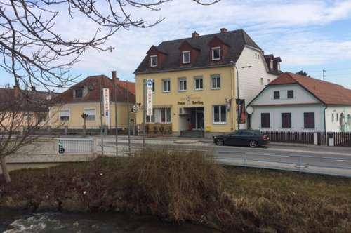 Gasthaus/Cafe/Pub/Bowlingbahnen/Gastgarten/ 2 Wohneinheiten - nähe Oberwart