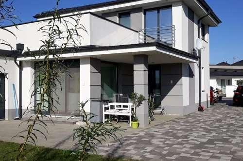 Moderne Villa Nähe Oberwart mit Garten und zwei Terrassen