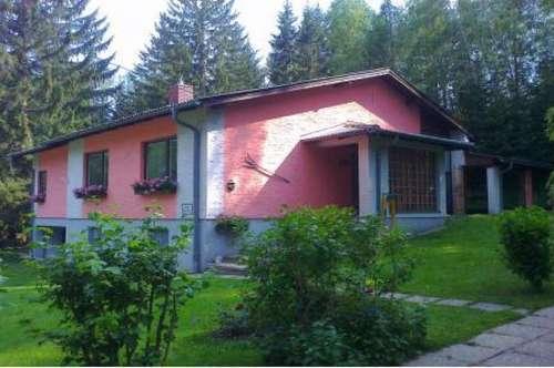 Wunderschönes Haus und Liegenschaft Nähe Mönichkirchen