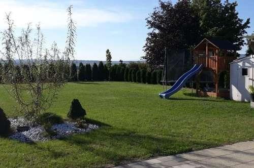 Niedrigenergiehaus Nähe Oberwart mit Garten und zwei Terrassen