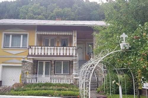 Wohnhaus in ruhiger Lage am Fuße der Friedensburg Stadtschlaining