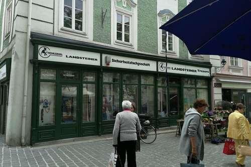 Geschäftslokal im Zentrum von St.Pölten - Toplage !