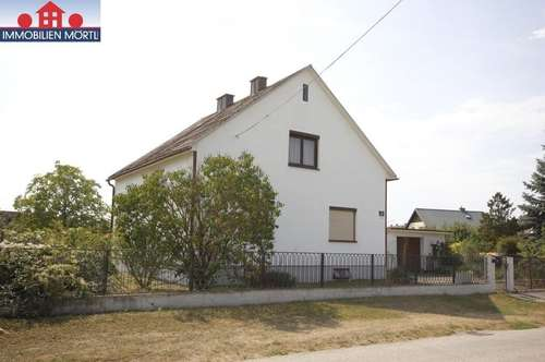 Einfamilienhaus mit Sanierungsbedarf in Ratzersdorf