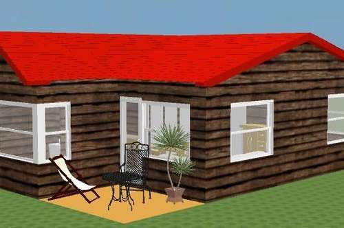 AVI TINY-, KLEIN-FAMILIEN- & PENSIONISTEN-MINIBUNGALOW-AKTION!!! Provisionsfrei ohne Grundstück