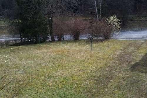 Sonniges Grundstück am Fuße der Rax zu verkaufen - PROVISIONSFREI !!!
