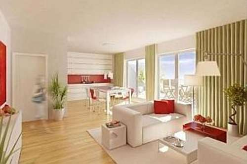 Neubauprojekt - 2 Zimmerwohnung - in Straßgang - ab 2021 - Provisionsfrei