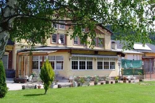 Gediegene Sportanlage mit Restaurant/Stüberl im Semmering/Rax Schneeberg Gebiet mit Kreditkauf zu erwerben