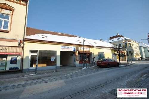 Großes Geschäftslokal in Neunkirchen zu vermieten!