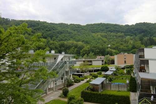 NEUER PREIS: helle, moderne Terrassenwohnung am Stadtrand