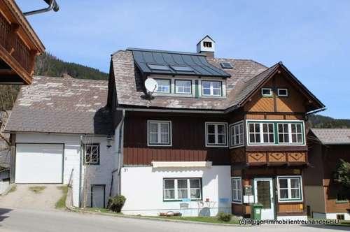 Bad Mitterndorf: Schöne, helle 3-Zimmer-DG-Wohnung
