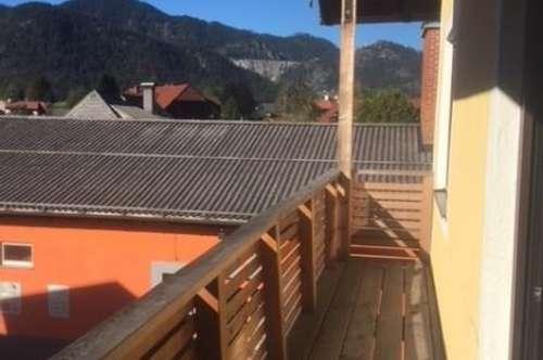 BAD ISCHL: 3-Zimmer Wohnung mit Balkon - Zentrumsnah