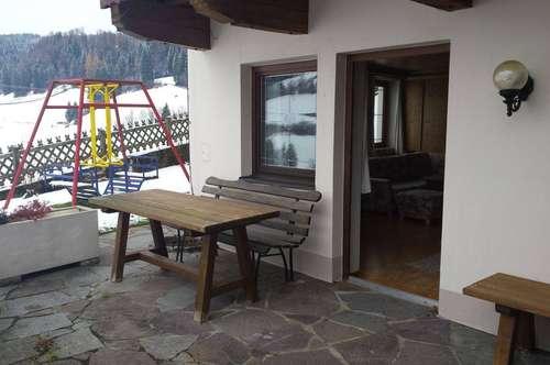 2 Zimmer Wohnung mit Terrasse in Niederau