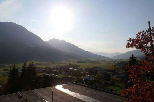 Neuwertige 3 Zi. Dachgeschoßwohnung in Kirchberg