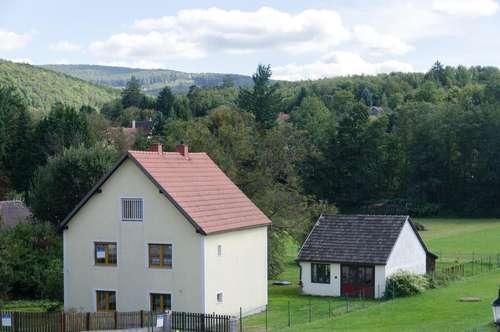 gepflegtes Einfamilienhaus im Grünen | Ortschaft Hammerteich