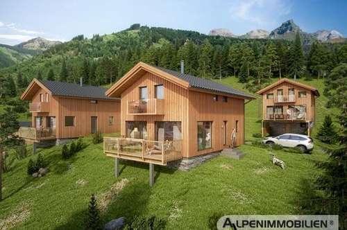 [Ferien-Chalets] im Wipptal / Tirol