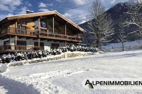 Premium Appartement mit Blick auf Kitzbüheler Alpen