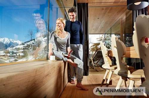Wellness Appartment direkt an der Talstation Wildkogel-Arena