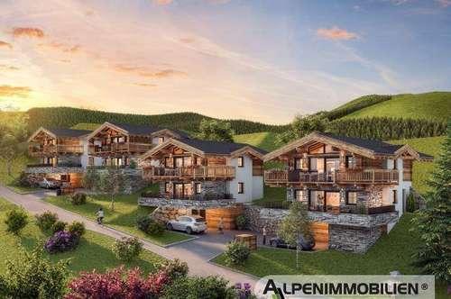 Luxus Lodges auf der Turracher Höhe