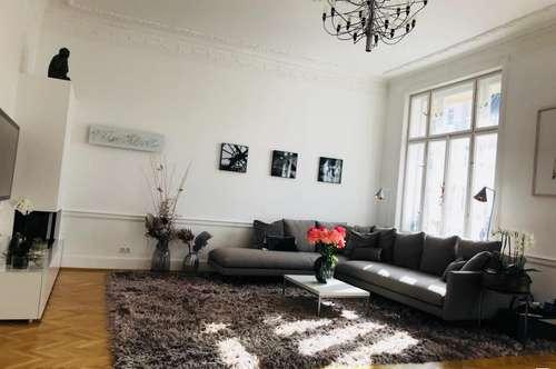 Rochusmarkt - exklusiver Altbautraum mit optimalem Grundriss