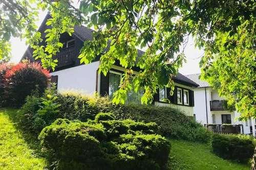 Sulz – Einfamilienhaus in schöner Grünlage