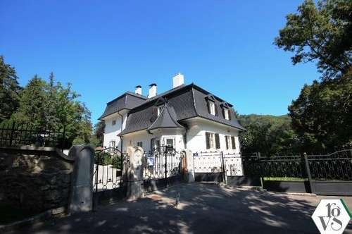Repräsentative Villa am Neuwaldegger Schlossareal