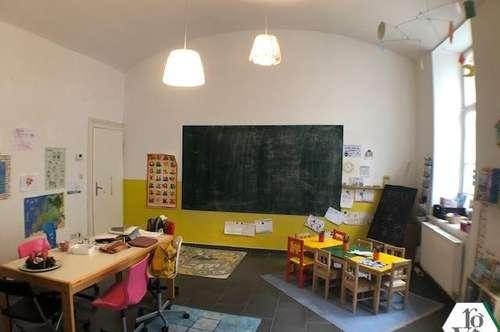 Hundertwasserhaus - helles Geschäftslokal bzw. Büro