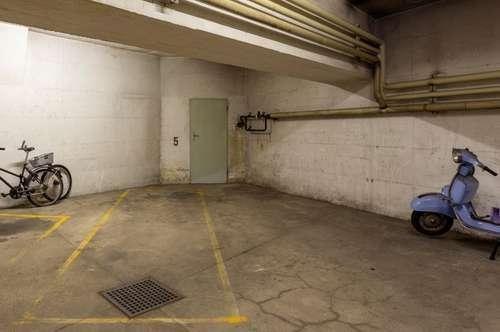Garagenplatz in der Schubertgasse (9. Bezirk) zu vermieten!