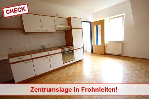 2 Zimmerwohnung im Zentrum von Frohnleiten!