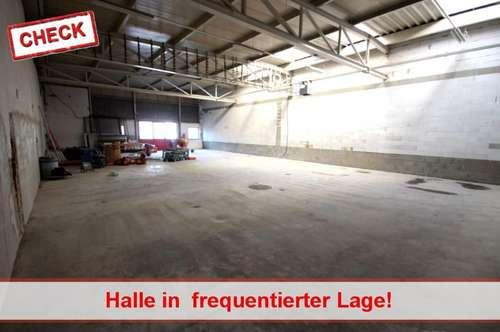 Große Halle in sehr stark frequentierter Lage Graz-Puntigam!