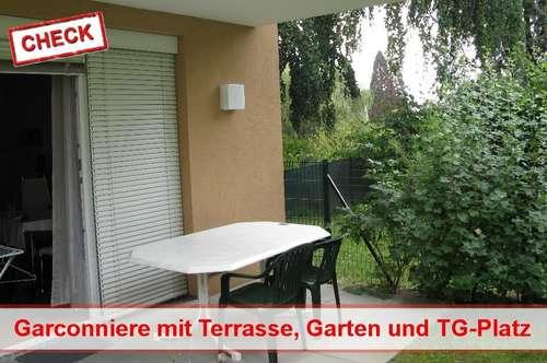 Haustiere erlaubt! Gartengarconniere mit Tiefgarage Nähe LKH Graz!