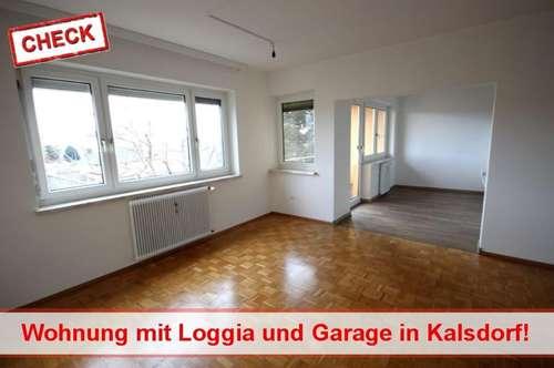 Sehr schöne Wohnung in Kalsdorf mit Garage und Loggia