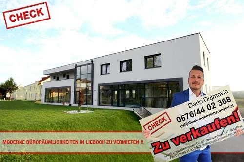 MODERNE BÜRORÄUMLICHKEITEN IN LIEBOCH ZU VERMIETEN EG 77m2 !!