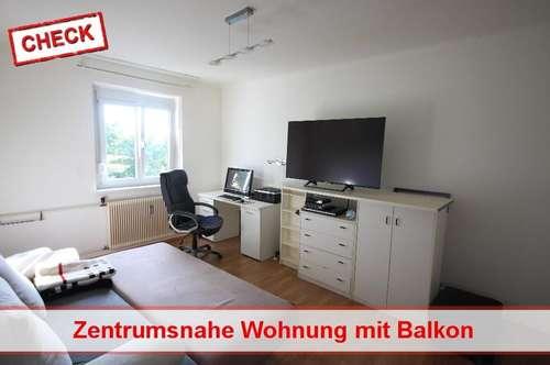 Wohnung mit Balkon Nähe Citypark