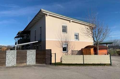 Mooskirchen Top gepflegter Reihenhausanteil mit Eigengarten 90m² und Carport