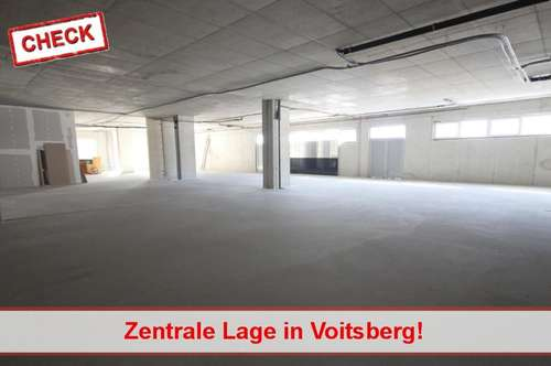 Top Lage! Geschäftslokal in zentraler Lage Voitsberg-Stadt zu vermieten!