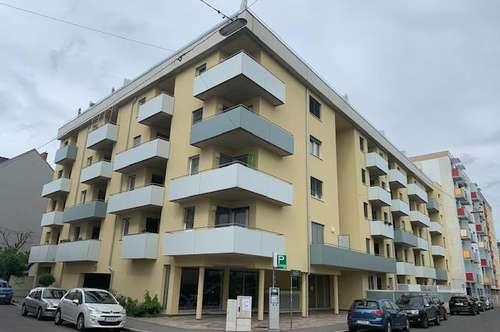 Eggenberg Pfarrgasse 3 Zimmerwohnung mit 22m² Balkon