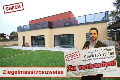 Neubau-Gartenwohnung in Ziegelmassivbauweise in Seiersberg!