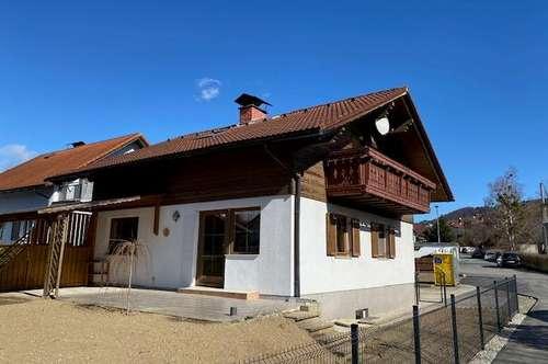 Graz Thal Einfamilienhaus mit Terrasse Garage und Carport