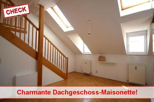 Schöne Wohnung mit Galerie in ruhiger Innenhoflage Nähe TU!