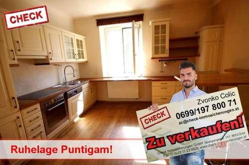 Sanierte Wohnung in Puntigam -- Ruhelage -- niedrige Betriebskosten