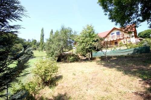 Top Lage! Grundstück mit Altbestand am Gedersberg!